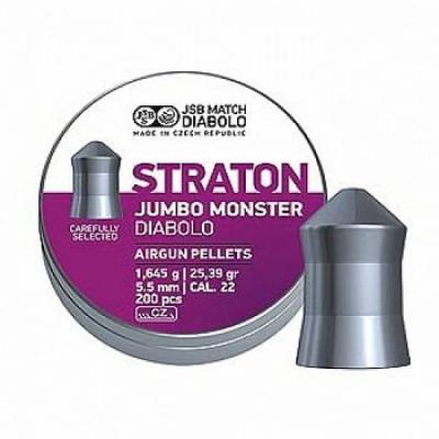 Пульки JSB Monster Straton (546289-200)