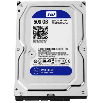 Жесткий диск 3.5'  500Gb Western Digital (WD5000AZRZ)