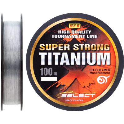 Леска Select Titanium 0,15 steel (1862.00.05)
