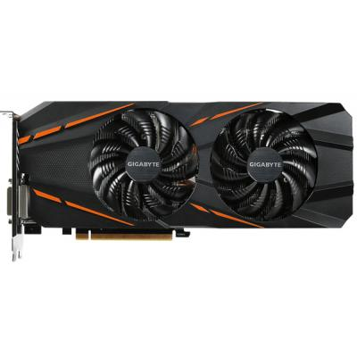 Видеокарта GIGABYTE GeForce GTX1060 6144Mb G1 GAMING (GV-N1060G1 GAMING-6GD)