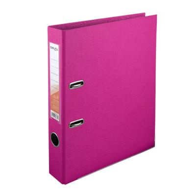 Папка - регистратор Delta by Axent double-sided PP 5 cм, assembled, pink (D1711-05C)