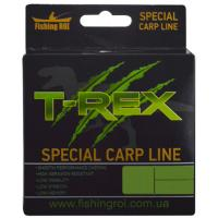Леска Fishing ROI T-REX Special Carp Line Brown 300м 0,30мм 8.9кг (49-00-030)