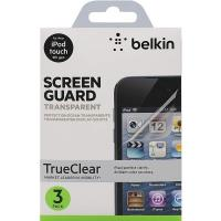 Пленка защитная Belkin iPоd touch (5Gen) Screen Overlay CLEAR 3in1 (F8W208cw3)