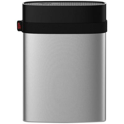 НЖМД Silicon Power 2.5 USB 3.0 4TB Armor A85 Silver (SP040TBPHDA85S3S)