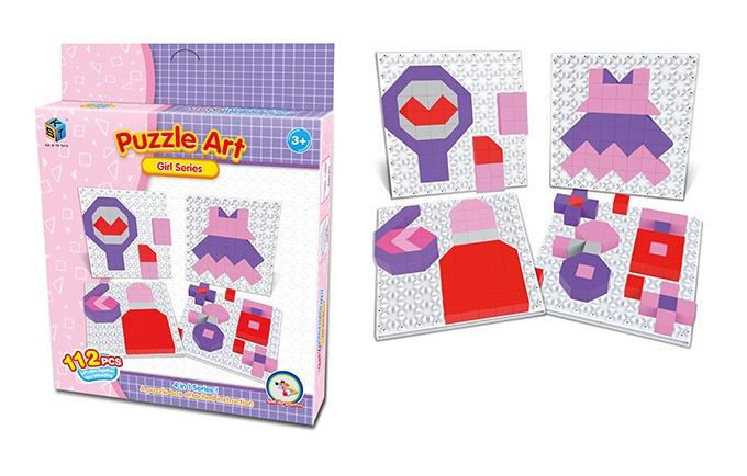 Пазл Same Toy Puzzle Art Girl serias 120эл. 5990-1Ut (5990-1Ut)