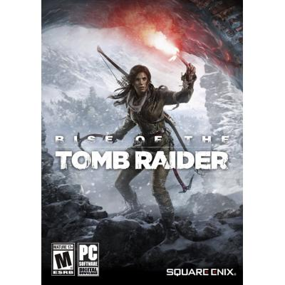 Игра Square Enix Rise of the Tomb Raider