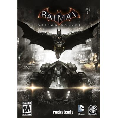 Игра Rocksteady Studios Batman: Arkham Knight