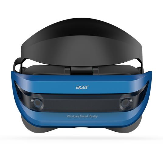 Очки виртуальной реальности Acer Windows Mixed Reality Headset and Motion Controller (VD.R05EE.003)