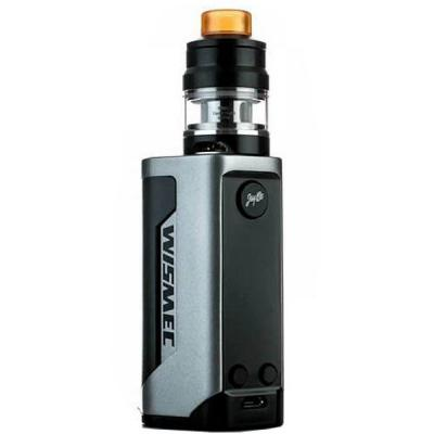 Стартовый набор Wismec Reuleaux RX Gen3 with Gnome Tank Kit Grey (WISRXG3GRY)
