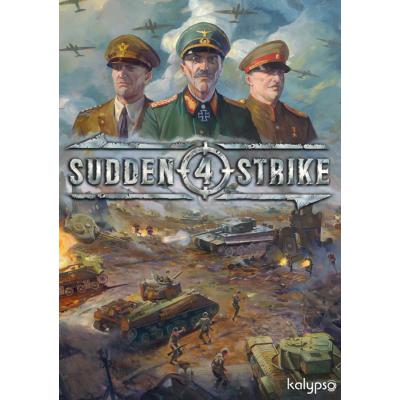 Игра Kalypso Media Sudden Strike 4