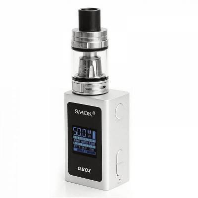 Стартовый набор Smok Q-Box Kit Silver (SMKQBXS)