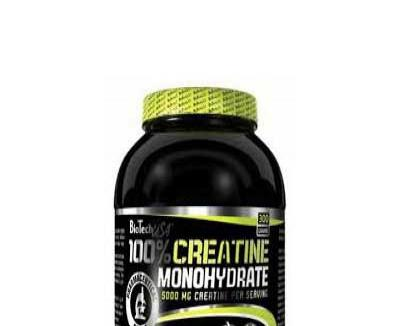 100% Creatine Monohydrate ( 300 g )  - unflavored
