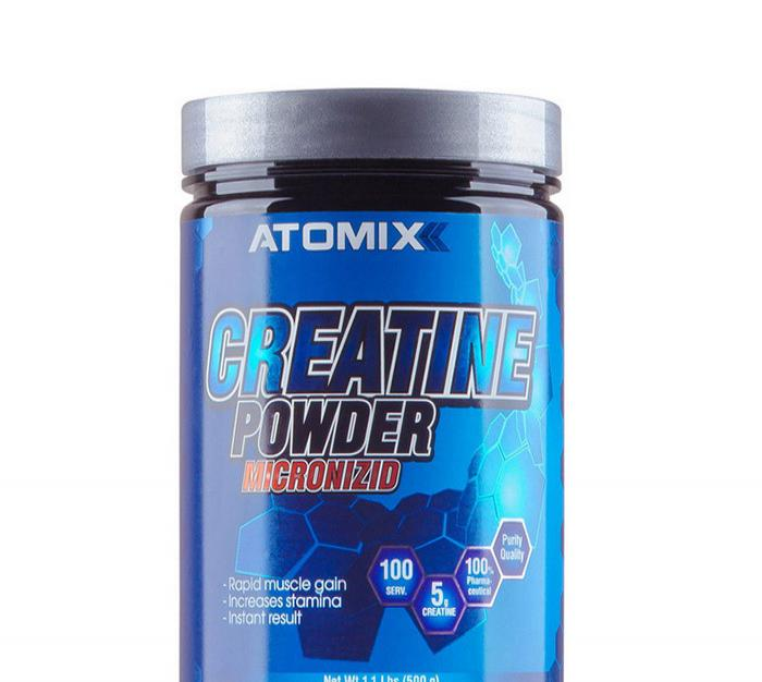 Creatine ( 500 g )  - unflavored