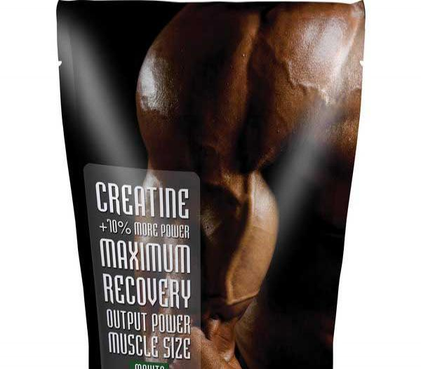 Creatine Maximum Recovery with flavour ( 500 g )  - мохито