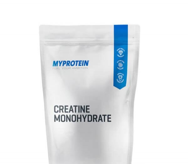 Creatine Monohydrate ( 250 g )  - blue raspberry