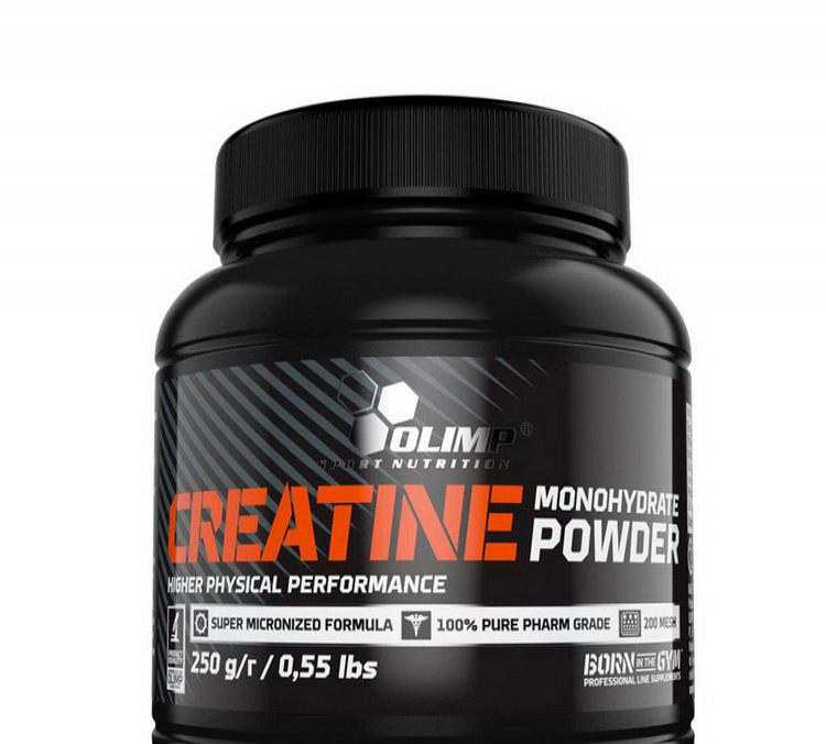 Creatine Monohydrate Powder ( 250 g )  - unflavored