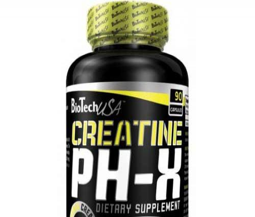 Creatine pH-X ( 90 caps )