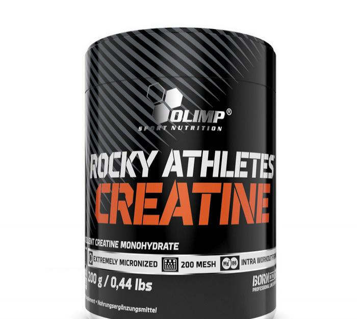 Creatine Rocky Athletes ( 200 g )  - unflavored