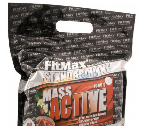 Mass Active ( 1 kg )  - banana