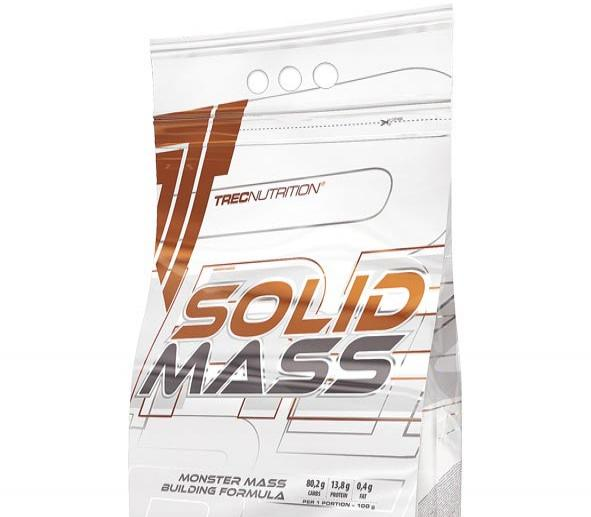 Solid Mass ( 1 kg )  - chocolate