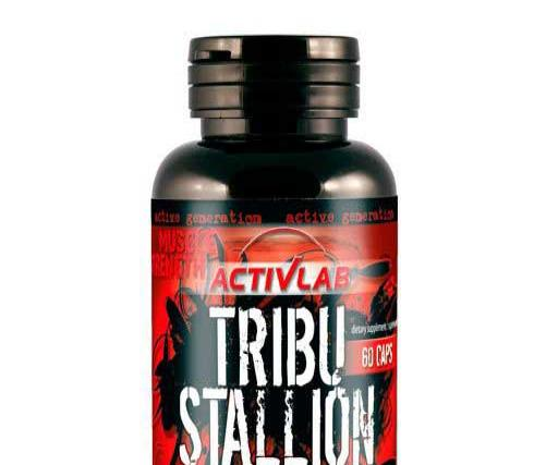 Tribu Stallion ( 60 caps )