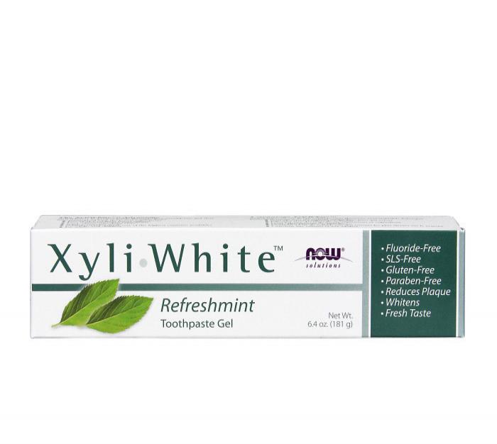 Xyli White Toothpaste Gel ( 181 g )  - refreshmint