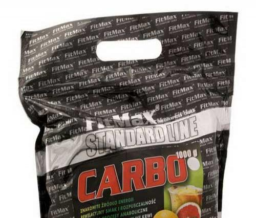 Carbo ( 1 kg )  - cherry