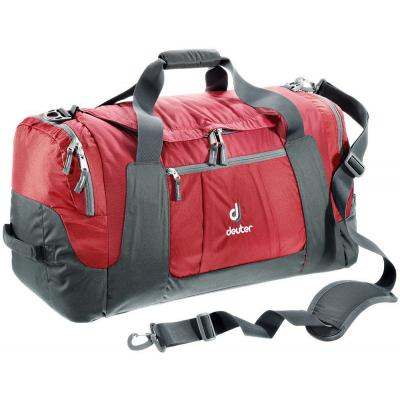 Сумка дорожная Deuter Relay 60 cranberry-granite (35509 5490)
